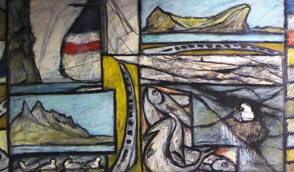 Nicolette Arens - Op weg naar Trollfjord