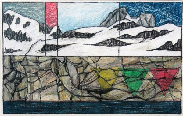 Nicolette Arens - Trollfjord I