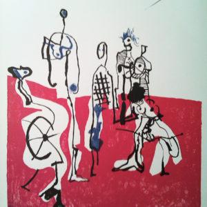 Constant - Comic Art Pour Jorn