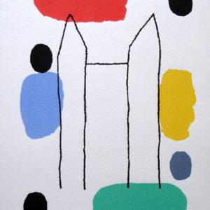 Harrie Gerritz - Twee torens