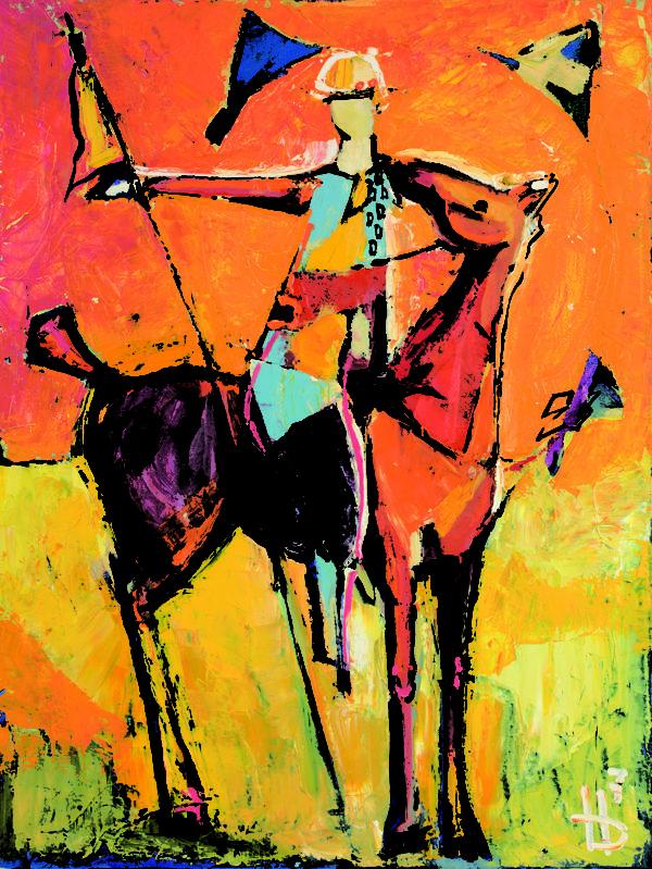 Jeanne Jeurissen - Don Quichotte